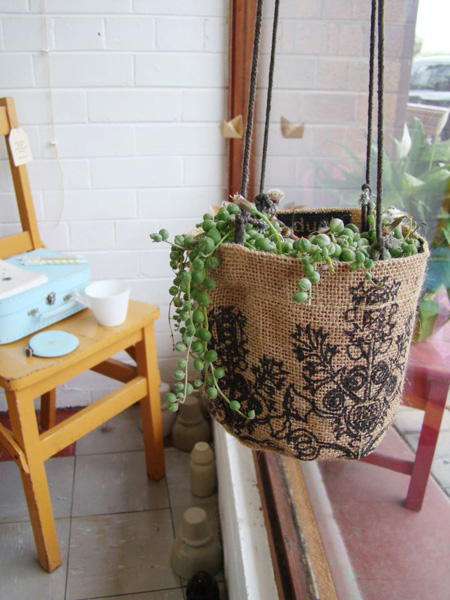Potato Studio - this pot holder has been one of the top sellers to date.